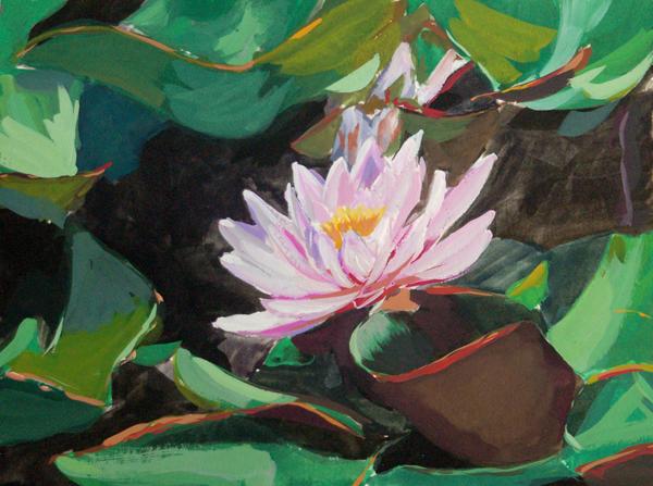 Lotus Flower Nystudios