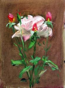 Roses for Eli